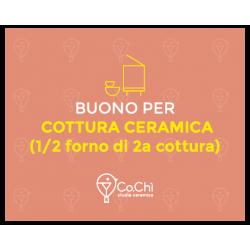 1/2 Forno 2^ Cottura