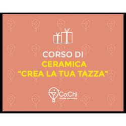 """Corso di Ceramica """"Crea la..."""